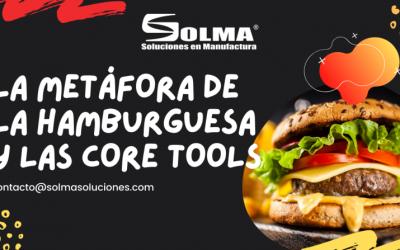 La Metáfora de la Hamburguesa y las Core Tools